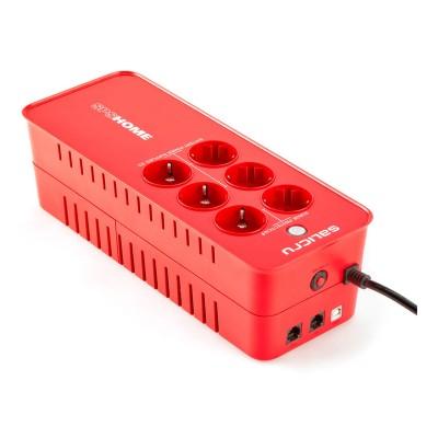 UPS Salicru SPS 650 HOME 650VA Red