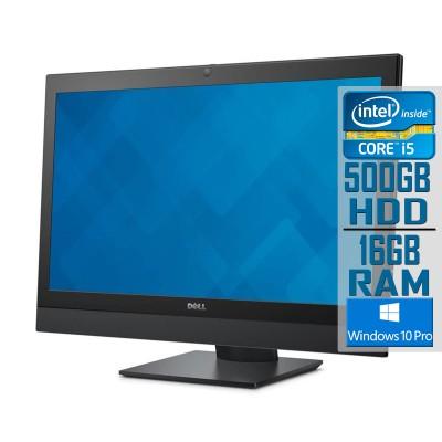 "All-In-One Dell OptiPlex 7440 24"" i5-6500 500GB/16GB Refurbished"