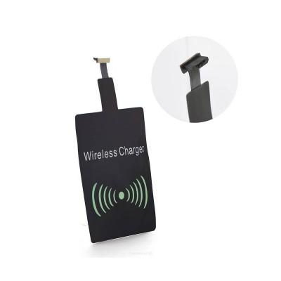 Cargador Inalámbrico Micro USB Negro