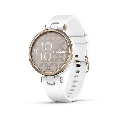Smartwatch Garmin Lily Sport Branco/Dourado