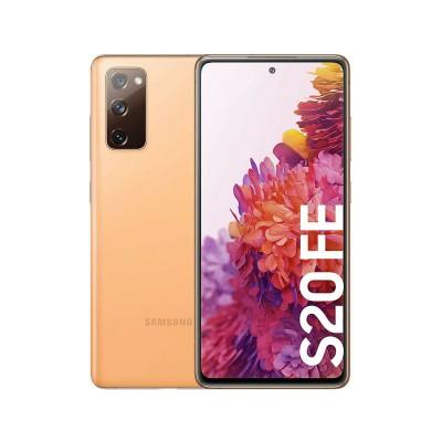 Samsung Galaxy S20 FE 128GB/6GB Dual SIM Laranja