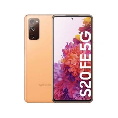 Samsung Galaxy S20 FE 5G 128GB/6GB Dual SIM Laranja