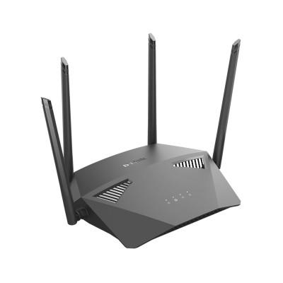 Router D-Link DIR-1950 AC1900 1900Mbps 2.4GHz/5GHz Black
