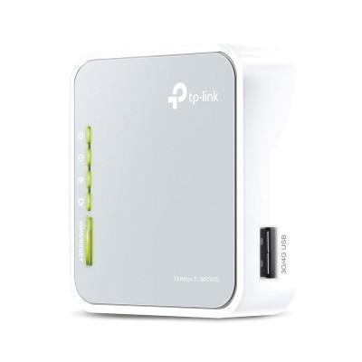 Router Portátil TP-Link TL-MR3020 3G/4G 150Mbps Branco