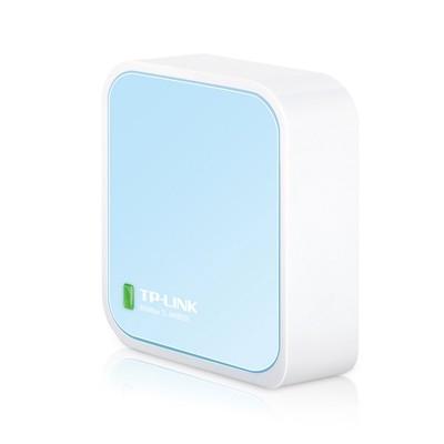 Mobile Router TP-Link TL-WR802N 300Mbps White