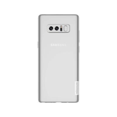 Funda Silicona Nillkin Samsung Note 8 Transparente
