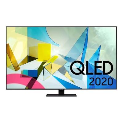 """TV Samsung 75"""" QLED 4K Ultra HD Smart TV Black (QE75Q80TATXXC)"""