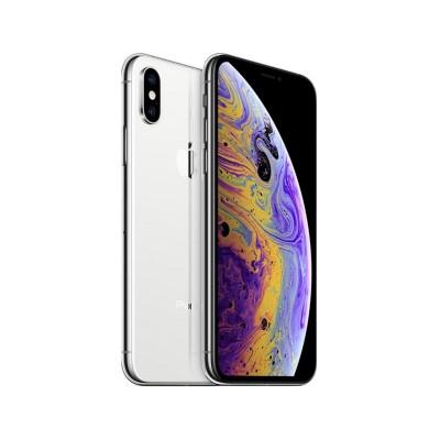 iPhone XS Max 64GB/4GB Prateado Usado Grade B