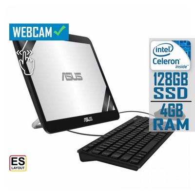 All-In-One Asus V161GART-BD011D 15'' Celeron N4020 SSD 128GB/4GB
