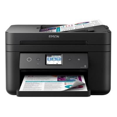 Impressora Multifunções Epson WorkForce WF-2860DWF Preta
