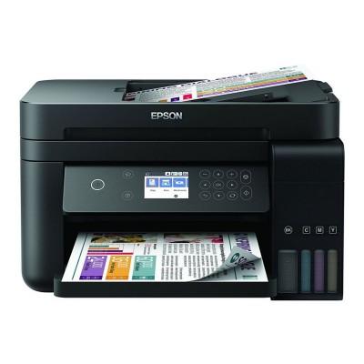 Multifunction Printer Epson EcoTank ET-3750 Black