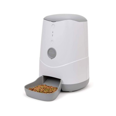 Automatic Food Dispenser Petoneer Nutri Smart Pet Feeder 3.7L White