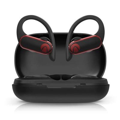 Auriculares Blitzwolf AirAux AA-UM3 TWS Bluetooth 5.0 Preto