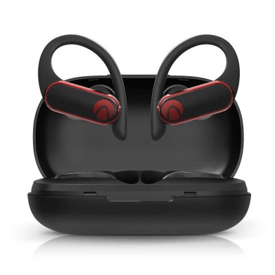 Auriculares Bluetooth BlitzWolf AirAux AA-UM3 TWS Preto