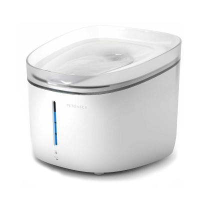 Water Fountain for Animals Petoneer Fresco Ultra Smart White