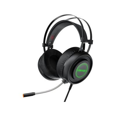 Headset BlitzWolf Gaming AA-GB1 RGB 7.1 Black