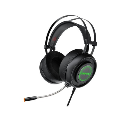Headset Blitzwolf Gaming AA-GB1 RGB 7.1 Preto