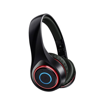 Bluetooth Headphones BlitzWolf AirAux AA-ER2 RGB Black
