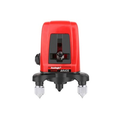 Laser Level Autonivelante AK435 Red/Black