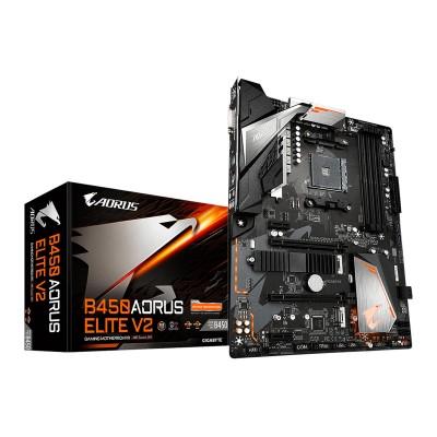 Motherboard Gigabyte B450 Aorus Elite V2 AM4 ATX (rev. 1.x)