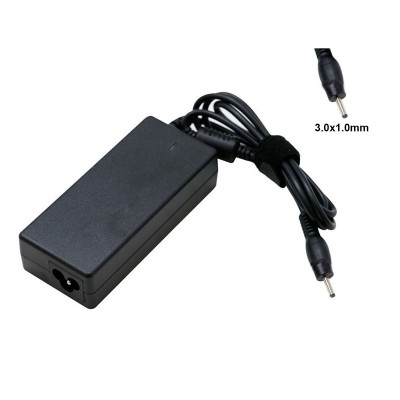 Compatible Charger Samsung 19V 2.1A 40W Black