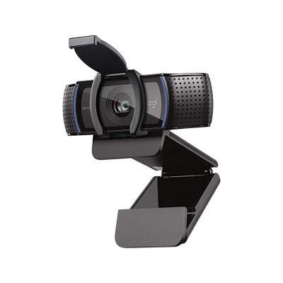 Webcam Logitech C920E FHD w/Microphone Black