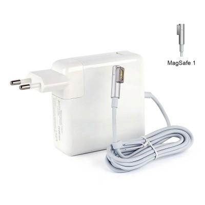 Carregador Compatível Apple MagSafe 14.5V 3.1A 45W Branco
