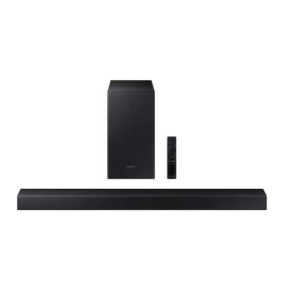 Soundbar Samsung HW-T450 200W Bluetooth Black