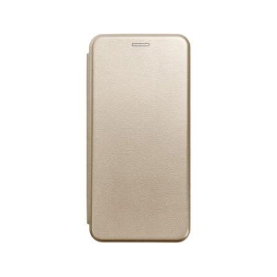 Capa Flip Cover Forcell Samsung Galaxy A71 A715 Elegance Dourado
