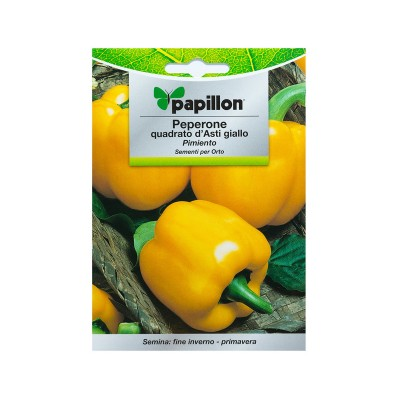 Seeds of Yellow Pepper 1.5 g