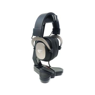 Headphones Support Havit HY505 Black