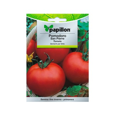 Seeds of Round Tomato San Pierre 1g