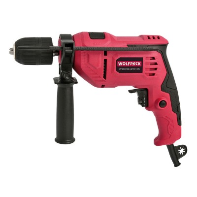 WolfPack Portable Drill 500W Red
