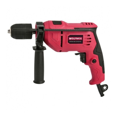 Drill WolfPack Portable 650W Red