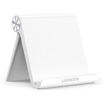 Suporte de Mesa Ugreen LP115 Multi Angle Desk Tablet Stand Branco
