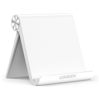Table Stand Ugreen LP115 Multi Angle Desk Tablet Stand White