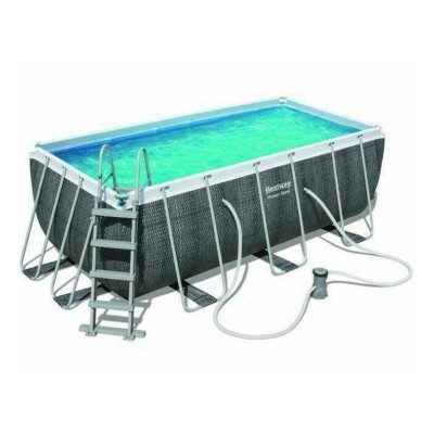 Pool Bestway 56722 412x201x122 cm w/Fluid Pump