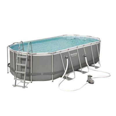 Pool Bestway Power Steel 56710 549x274x122 cm w/Filter Pump
