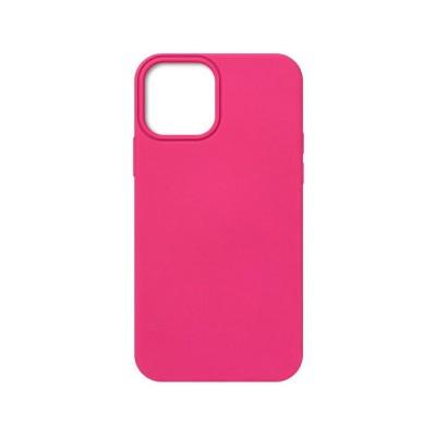 Premium Silicone Cover iPhone 12 Mini Pink