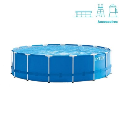 Pool Intex 28242NP 457x122 cm w/Water Pump