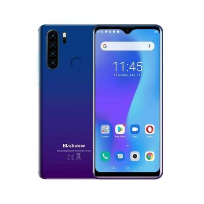 BlackView A80 Plus 64GB/4GB Dual SIM Blue