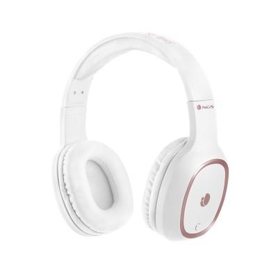 Auscultadores Bluetooth NGS Artica Pride Brancos