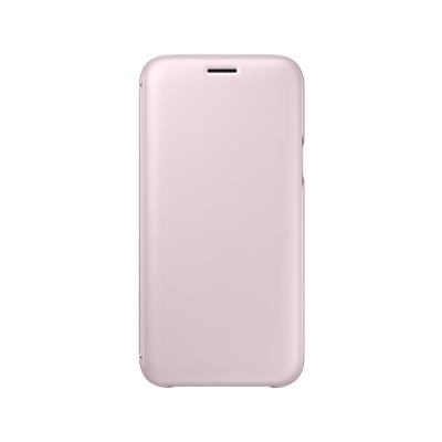 Original Flip Wallet Case Samsung J5 2017 EF-WJ530CPE Pink
