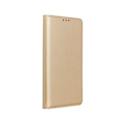 Capa Flip Cover Premium Samsung Galaxy A32 A326 5G Dourada