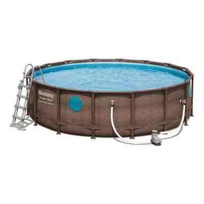 Pool Bestway 56725 488x122 cm w/Water Pump