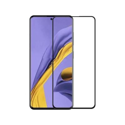 Tempered Glass Film Samsung Galaxy A52/A52 5G Fullscreen Black