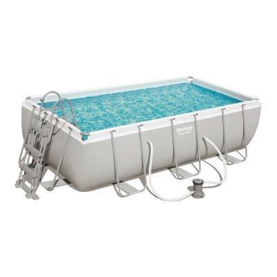 Pool Bestway 56441 404x201x100 cm w/Water Pump