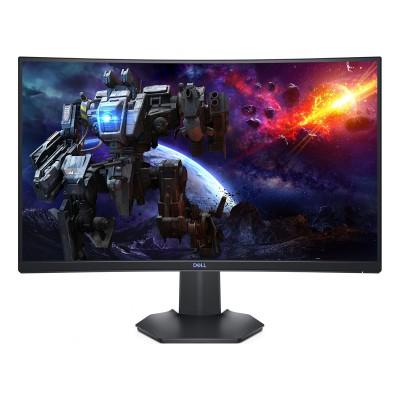 """Monitor Curvo Dell 27"""" VA FHD 144Hz Preto (S2721HGF)"""
