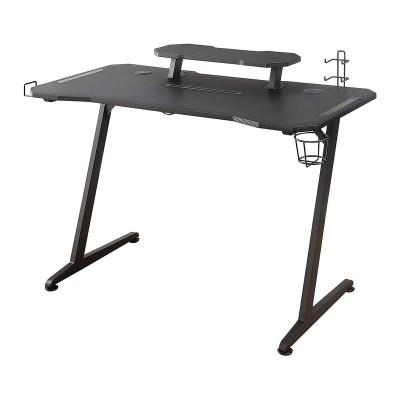 Gaming Table Woxter Stringer 120x60x87 cm Black