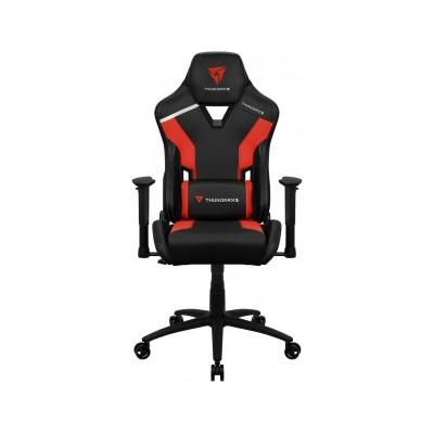 Cadeira Gaming ThunderX3 TC3 Preta/Vermelha